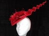 Fiona Mangan Millinery Ruby